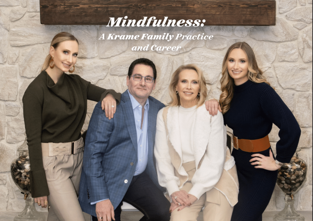 Rio Review Magazine   Mindfulness: A Krame Family Practice and Career.